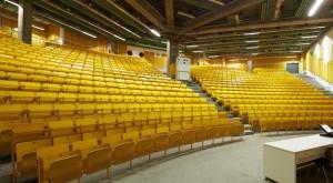 Der große Hörsaal H1 der FAU